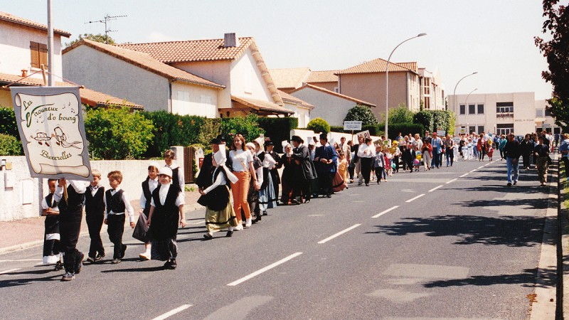 fête des associations 1999