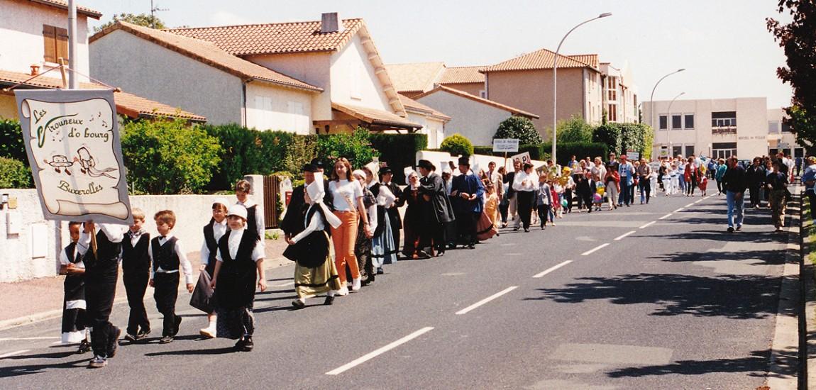 fête des associations 1999
